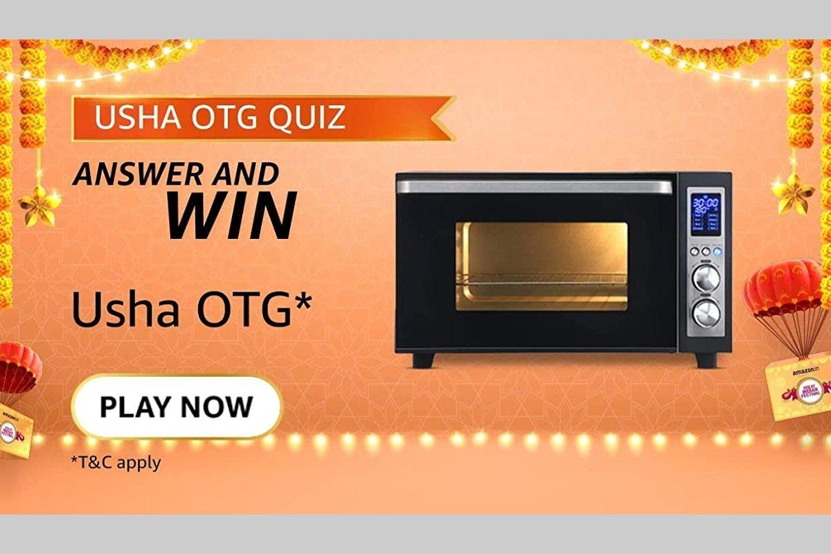 Amazon Usha OTG Quiz