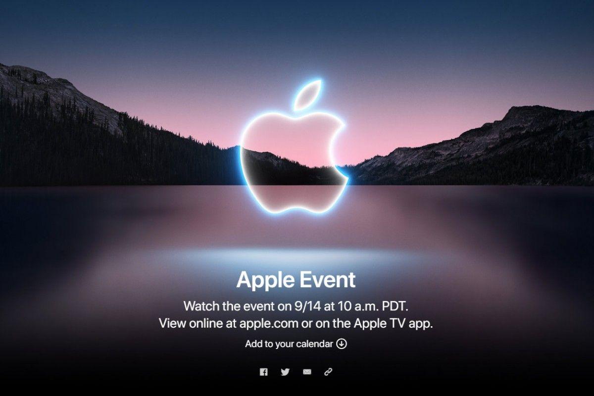 Apple Event September 14