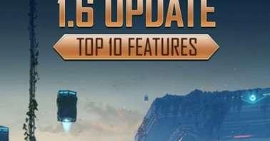 BGMI 1.6 update announced in India
