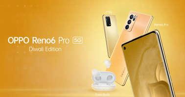 OPPO F19s, Reno6 Pro Diwali Edition, Enco Buds