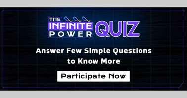 Flipkart The Infinite Power Quiz