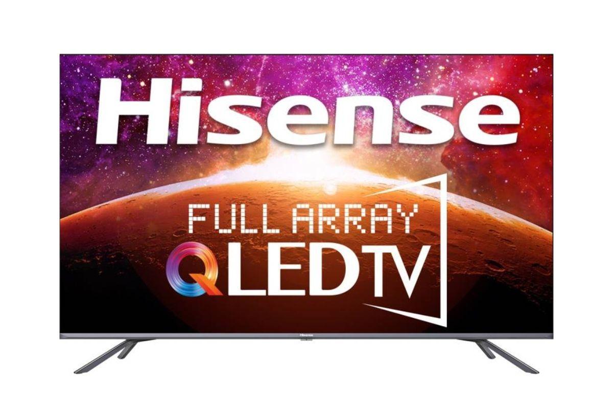 Hisense 55-inch QLED TV (55U6G)