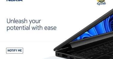 Nokia Laptop launching soon