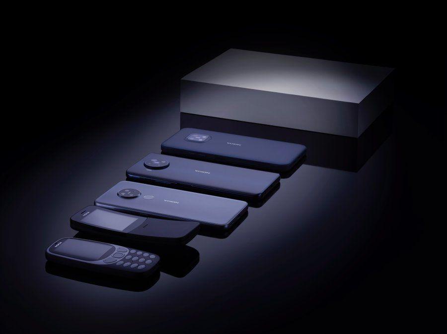 Nokia T20 tablet teased