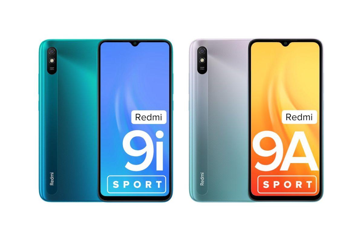 Redmi 9A Sport and Redmi 9A Sport