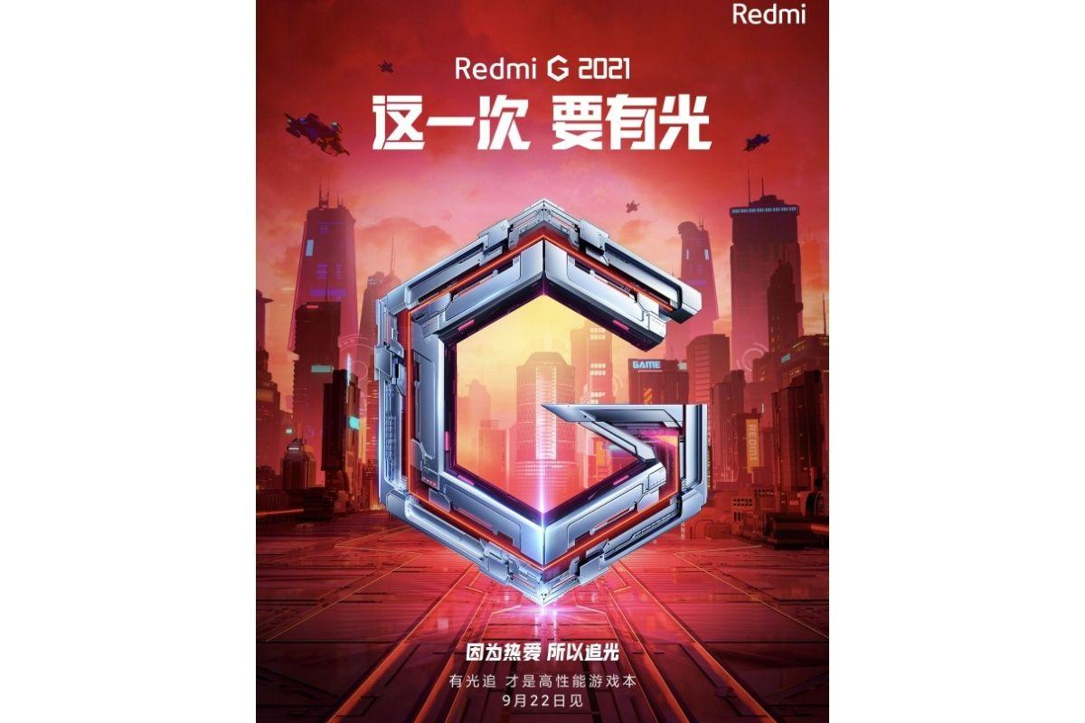 Redmi G 2021