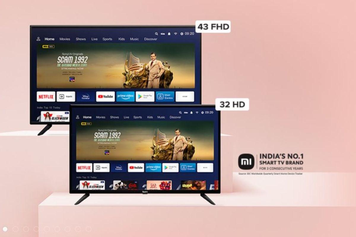 Redmi Smart TV Series