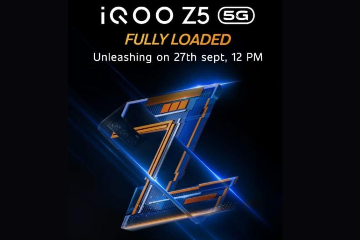 Amazon iQOO Z5 5G contest