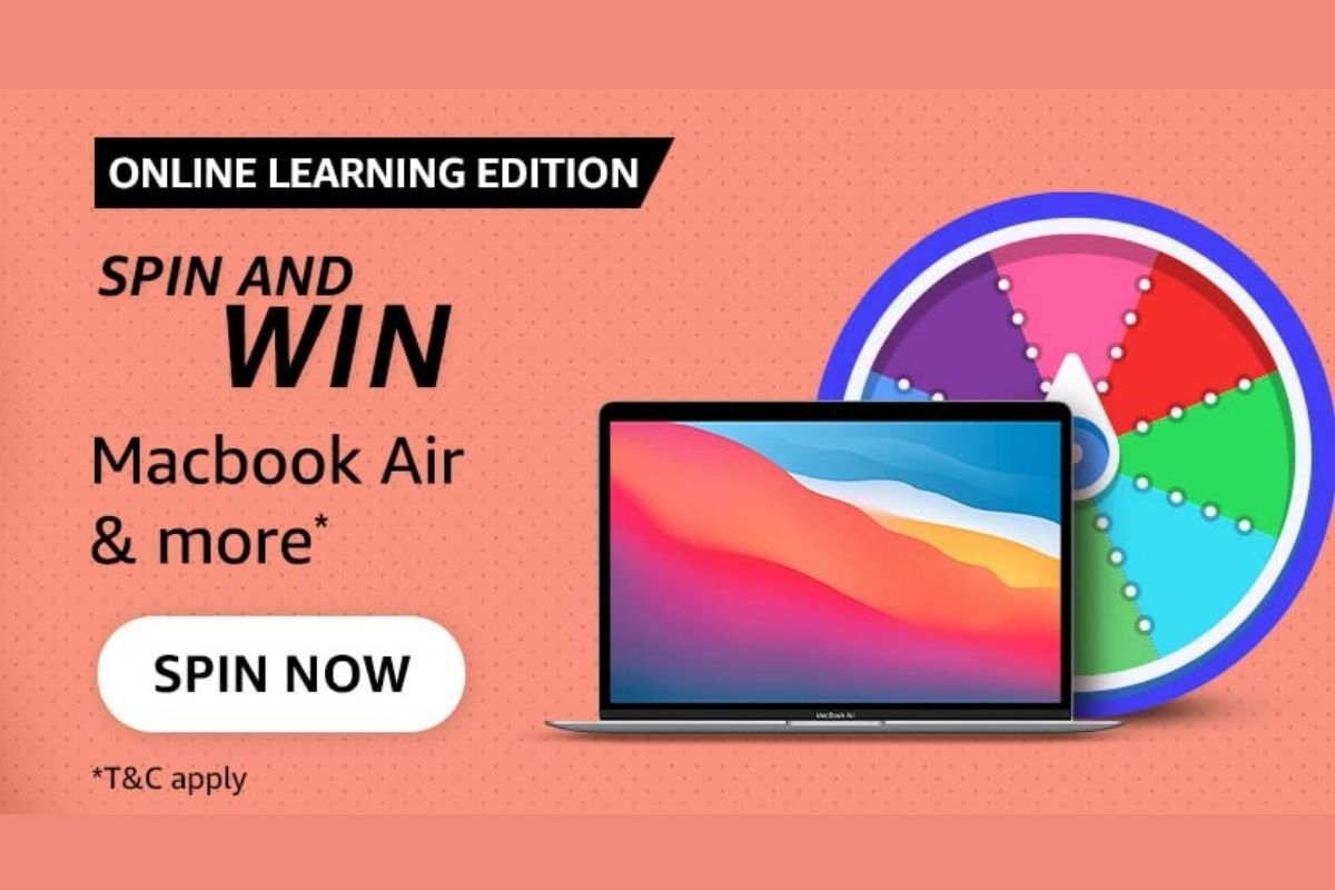 Amazon Online Learning Edition - Spin And Win
