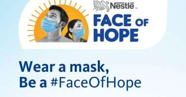Jio Nestle Face of Hope campaign brings1GB free data from Jio