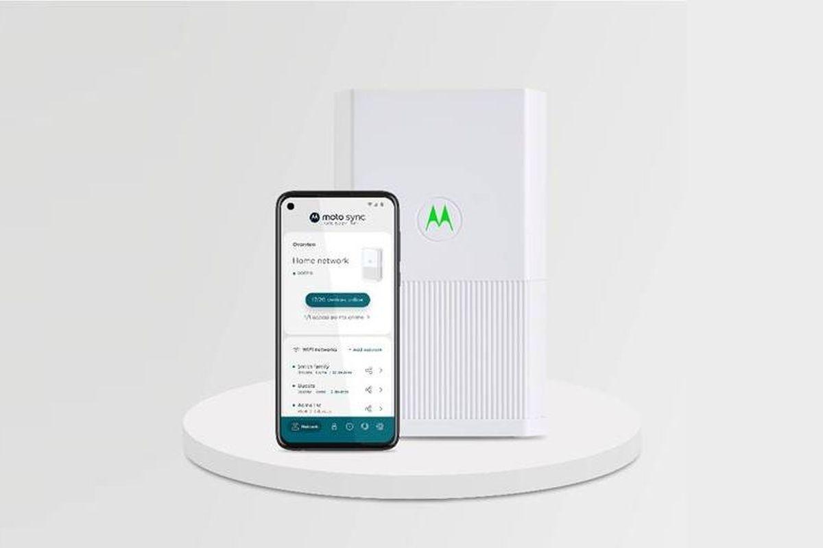 Motorola MH7020 home Wi-Fi mesh system