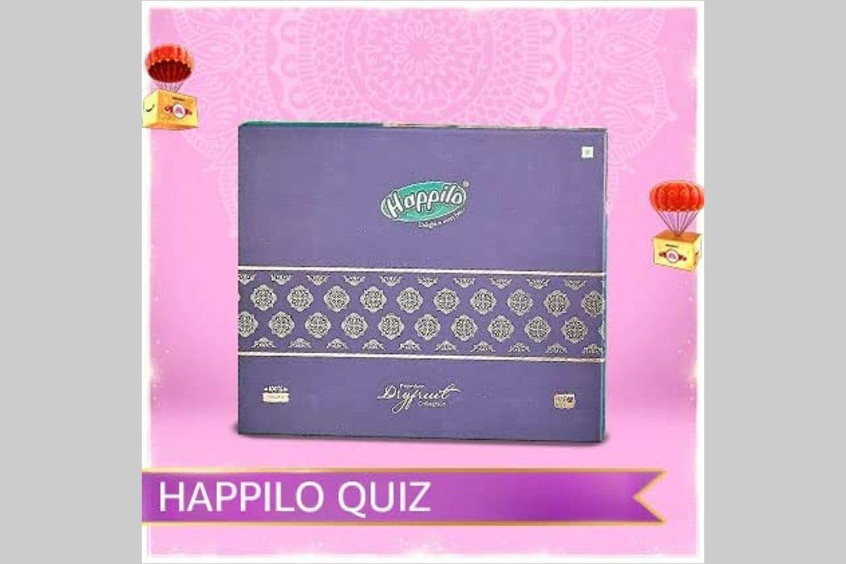 Amazon Happilo Quiz