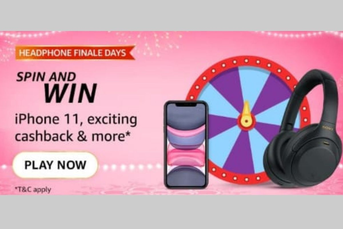 Amazon Headphone Finale Days