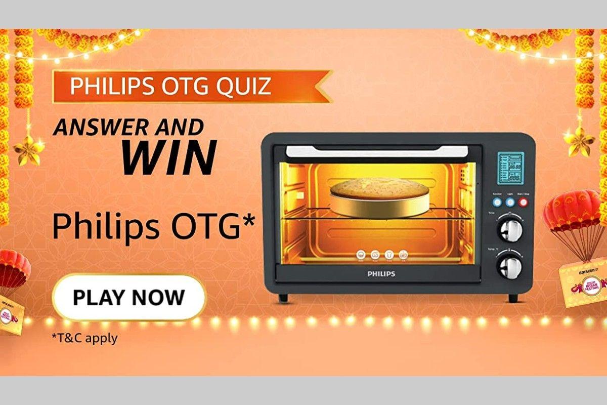Amazon Philips OTG Quiz