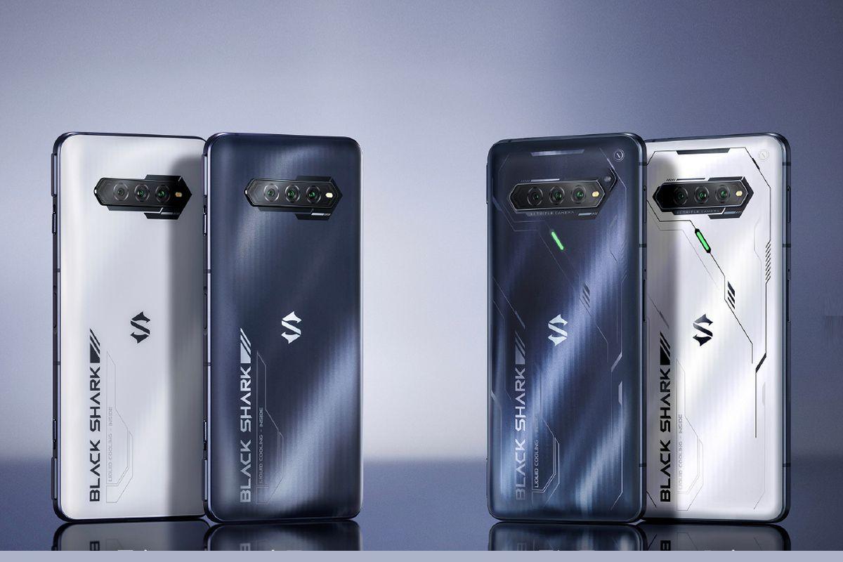 Black Shark 4S and Black Shark 4S Pro