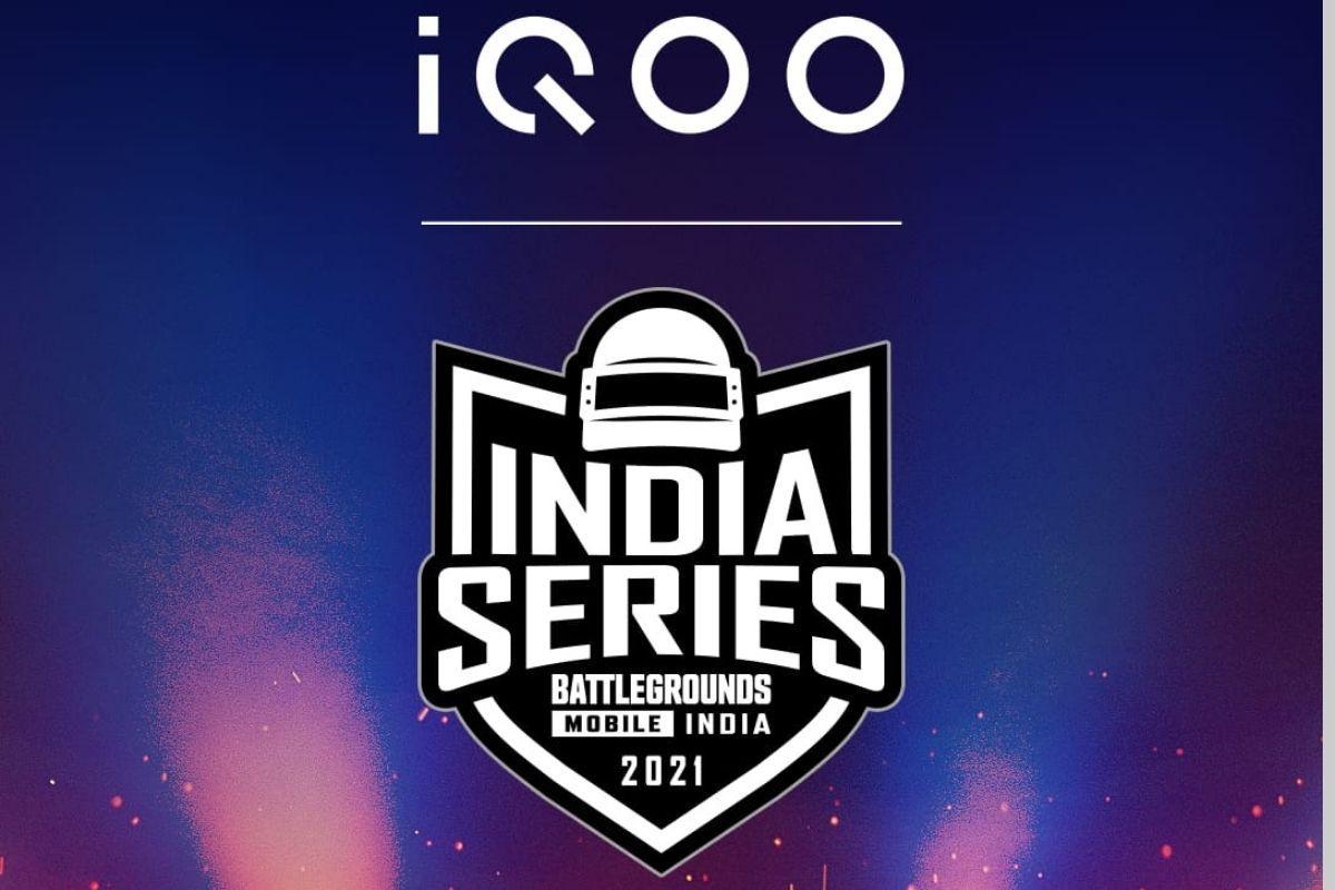 iQOO BATTLEGROUNDS MOBILE INDIA SERIES