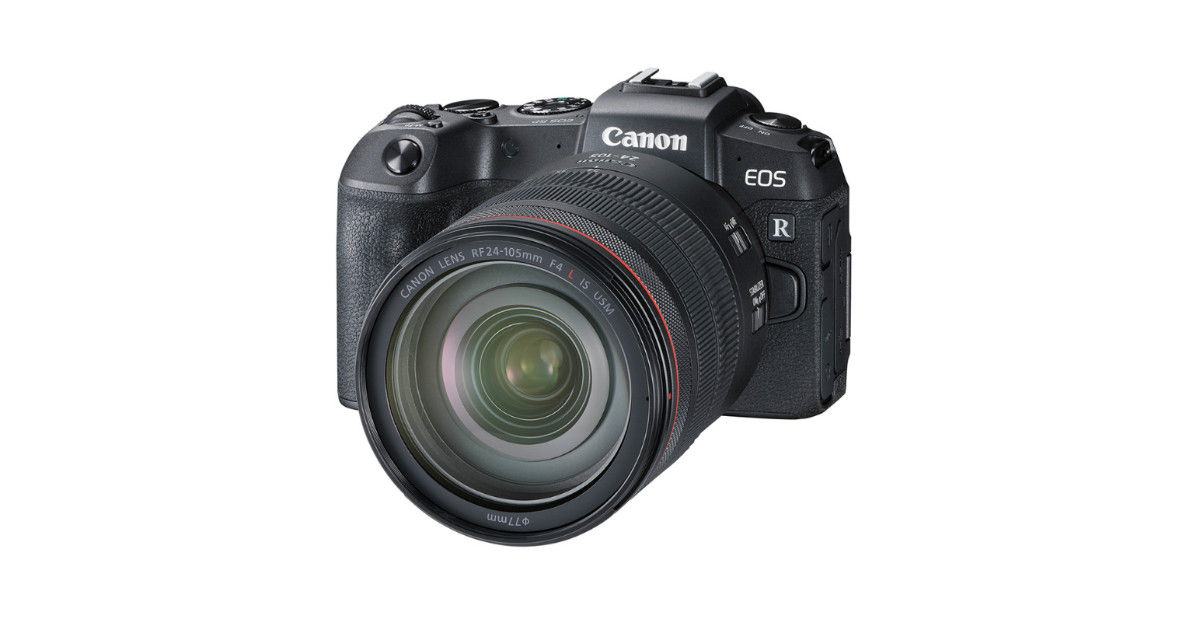 Canon unveils EOS RP mid-range full-frame mirrorless camera, six new RF lenses